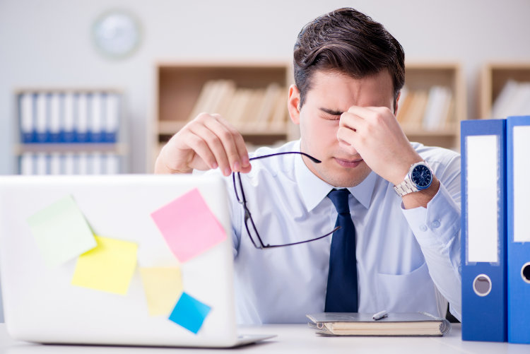 Stress management course suitable for managers