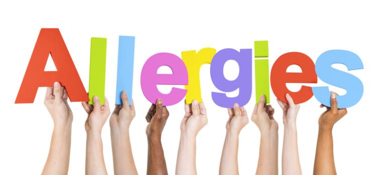 Allergen awareness certification
