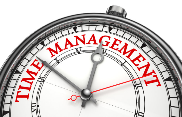Time management online training