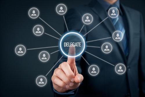 Effective workplace delegation