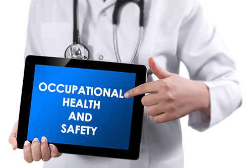 Health and safety training course online for healthcare providers