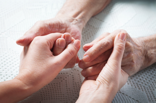 End of Life Care, click here to register and start