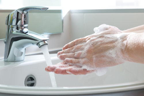 Infection control training, click here to register and start
