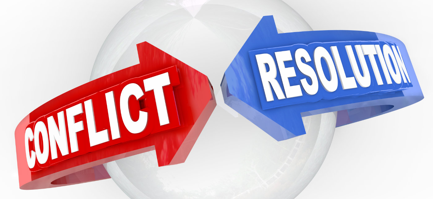Conflict management online training course