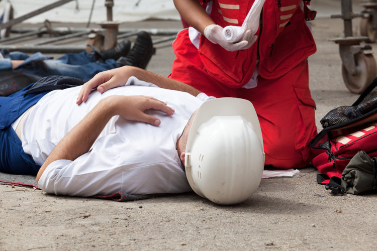 One day first aid course onsite