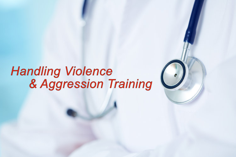 Violence and aggression training for the NHS & Healthcare providers